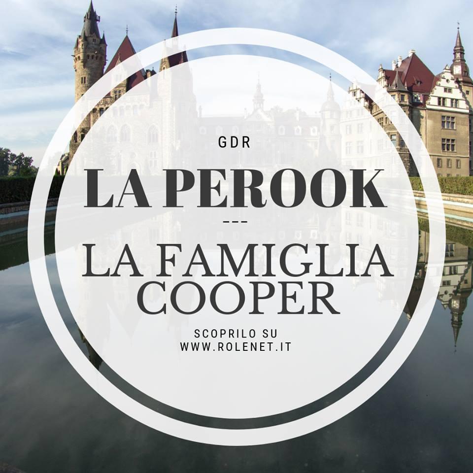 La  Perook - La famiglia Cooper gdr